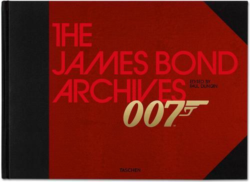 XL-JAMES BOND ARCHIVES