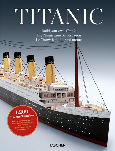 VA-25 BUILD YOUR OWN TITANIC