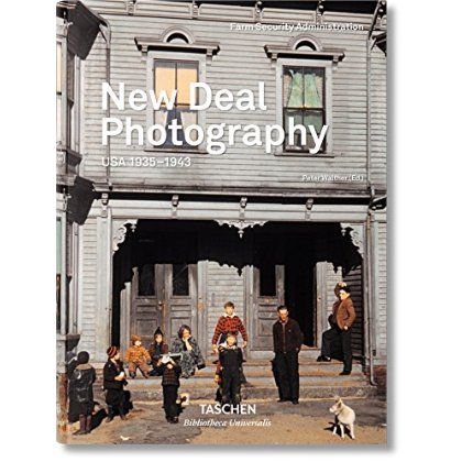 BU-NEW DEAL PHOTOGRAPHY, USA 1935-1943