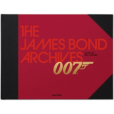 FP-JAMES BOND ARCHIVES - ANGLAIS -
