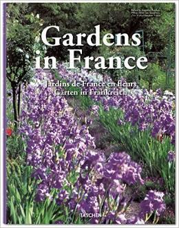 GARDENS IN FRANCE-TRILINGUE - JU