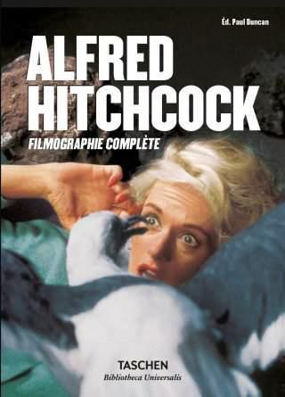 ALFRED HITCHCOCK. FILMOGRAPHIE COMPLETE - ALFRED HITCHCOCK: FILMOGRAPHIE COMPLETE
