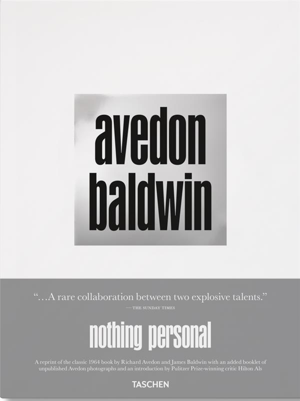 FO-AVEDON, NOTHING PERSONAL