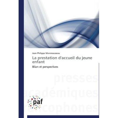LA PRESTATION D'ACCUEIL DU JEUNE ENFANT