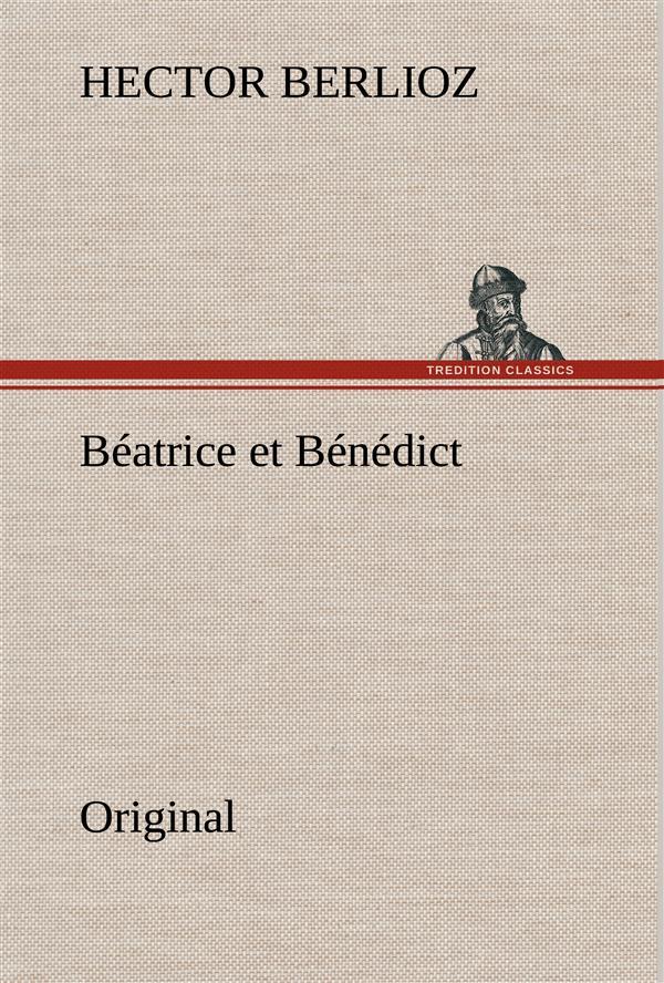 BEATRICE ET BENEDICT