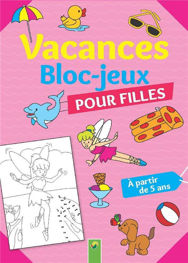 VACANCES BLOC-JEUX POUR FILLES