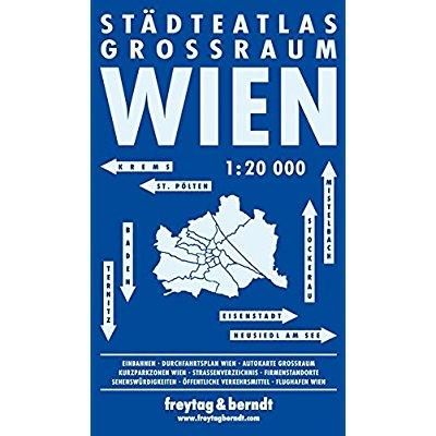 GREATER VIENNA, CITYATLAS