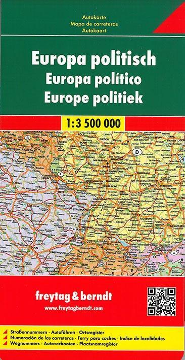 EUROPE ROUTIERE POLITIQUE