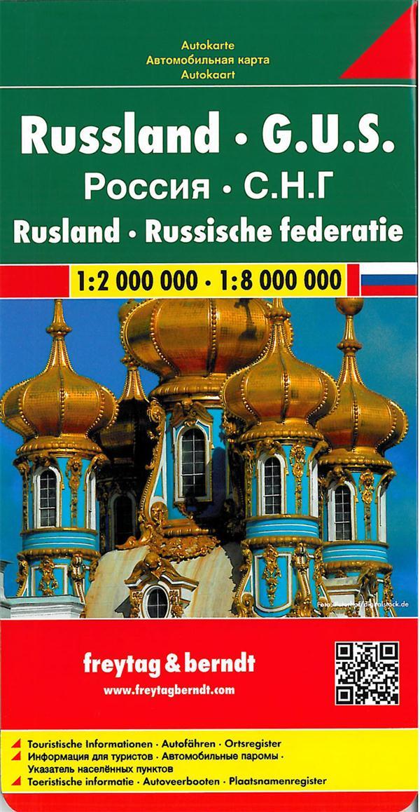 RUSSIE/CEI