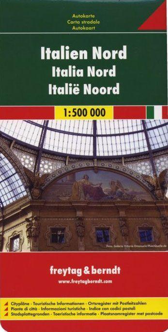 ITALIEN NORD - ITALY NORTH ITALIE DU NORD