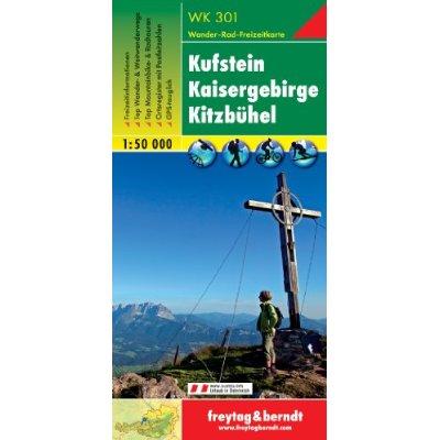 **KUFSTEIN-KAISERGEBIRGE-KITZBUH