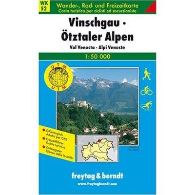 VINSCHGAU-OTZTALER ALPEN