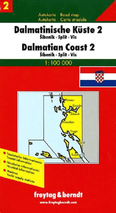 DALMATIE / SIBENIK SPLIT