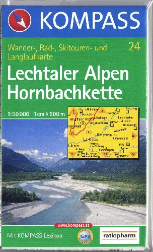 LECHTALER ALPEN-HORNBACHKETTE