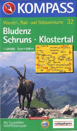 BLUDENZ-SCHRUNS-KLOSTERTAL