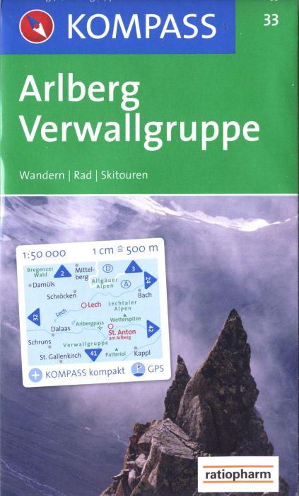 ARLBERG-NORDL. VERWALLGRUPPE