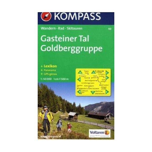 GASTEINER TAL-GOLDBERGGRUPPE
