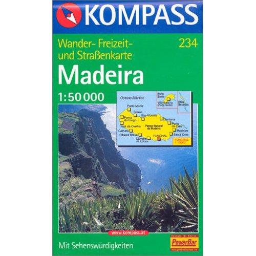 MADEIRA 234 1/50.000