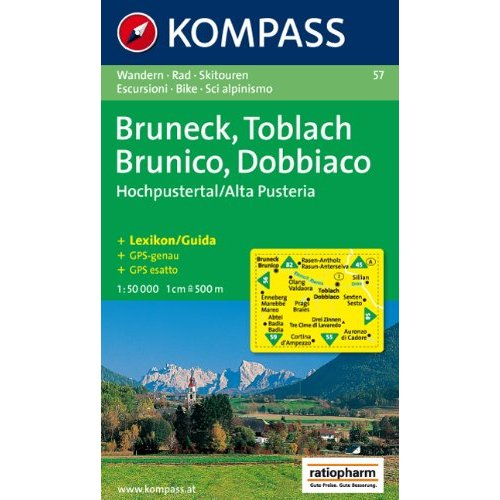 BRUNECK-BRUNICO TOBLACH