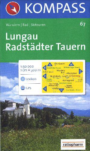 LUNGAU-RADSTADTER TAUERN