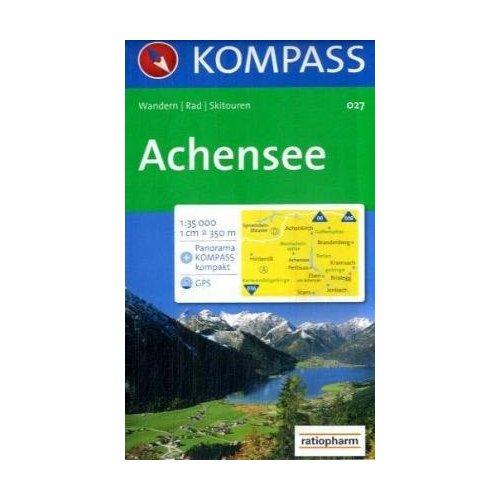 ACHENSEE 027  1/35.000