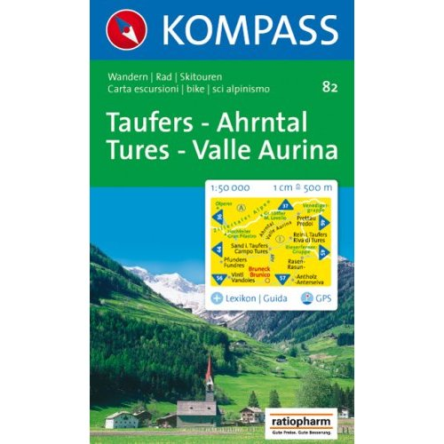 TAUFERS-AHRNTAL TURES-AURINA