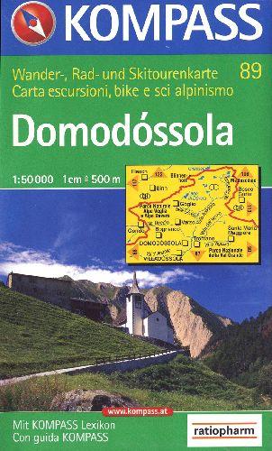 DOMODOSSOLA 89  1/50.000