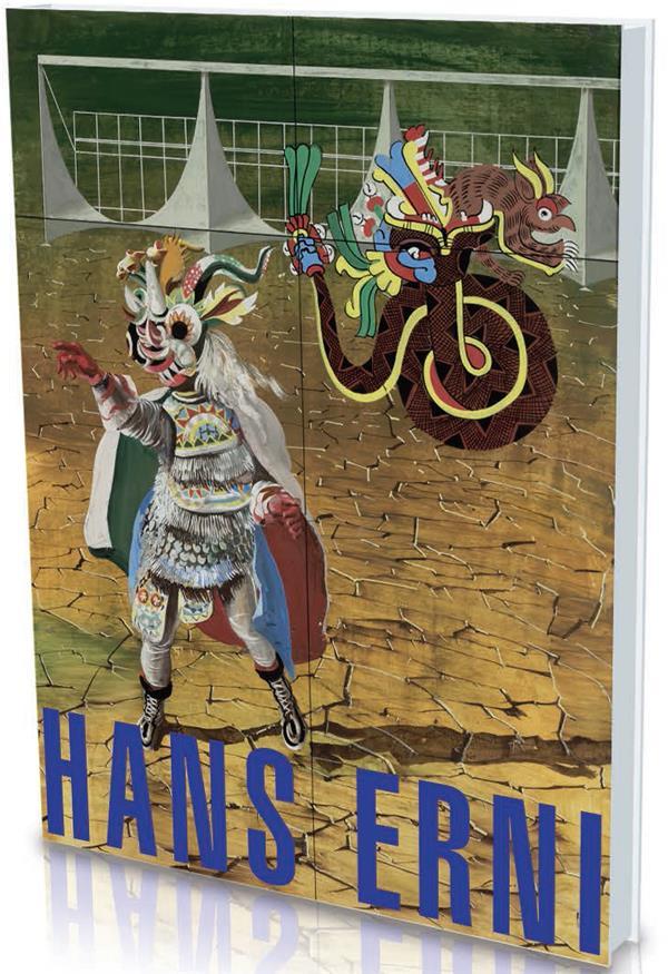 HANS ERNI - CAT. D EXPOSITION MUSEE HANS ERNI LUCERNE