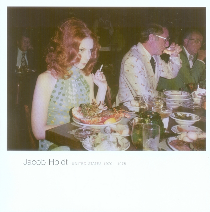 JACOB HOLDT UNITED STATES, 1970-1975