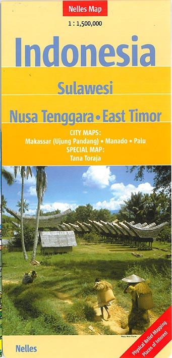 INDONESIE 6 : SULAWESI NUSA TENGGARA -EAST TIMOR