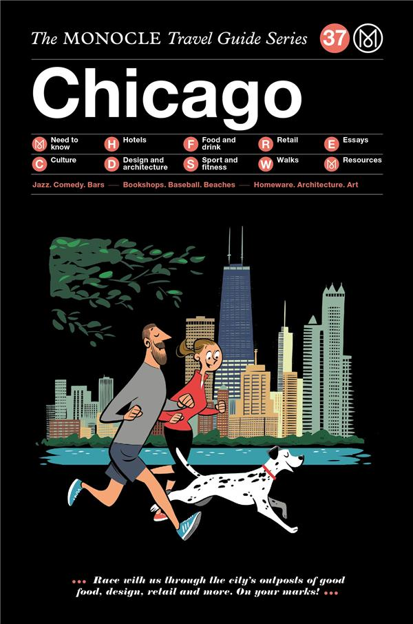 CHICAGO - THE MONOCLE TRAVEL GUIDE SERIES
