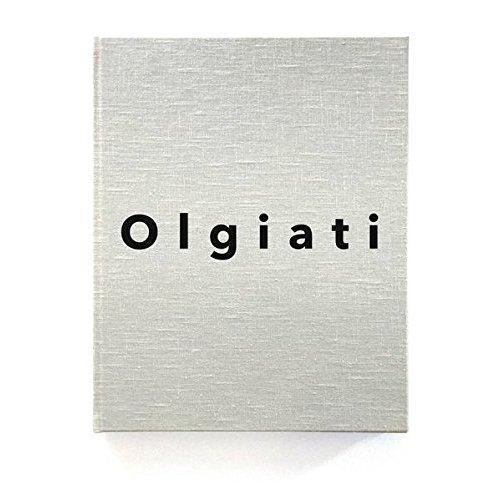 OLGIATI PROJECT 2009 2017