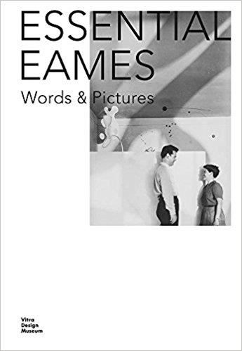 ESSENTIAL EAMES WORD AND PICTURES /ANGLAIS