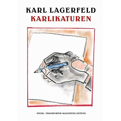 KARL LAGERFELD  KARLIKATUREN /ALLEMAND