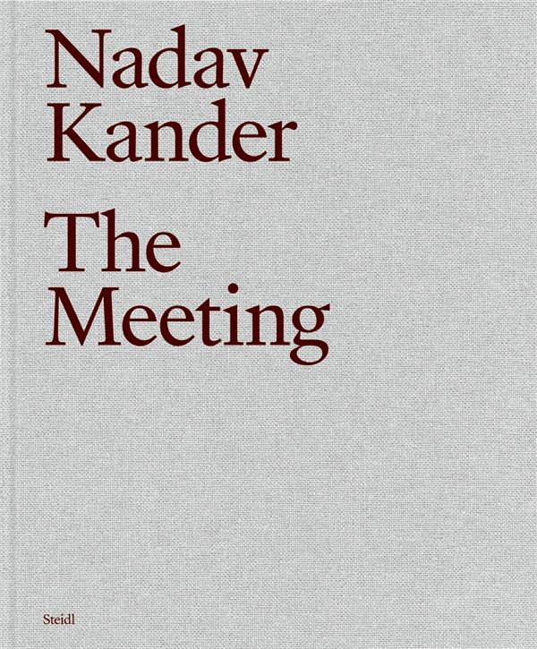 NADAV KANDER THE MEETING /ANGLAIS