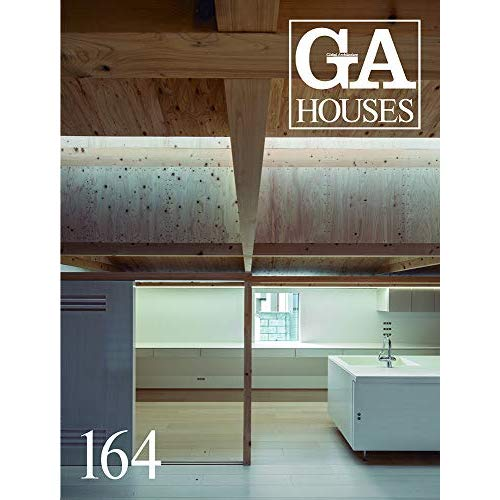 GA HOUSES - 164 -  SHIMADA, WELSH + MAJOR, BARCLAY & CROUSSE
