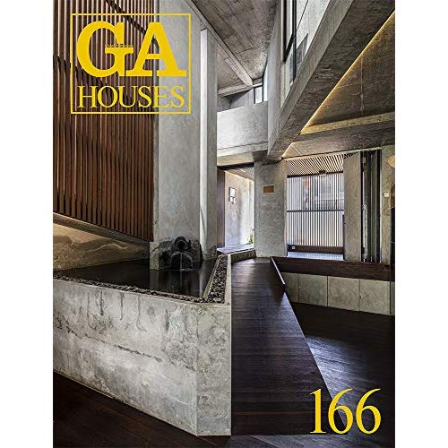 GA HOUSES - 166 -  PETER STUTCHBURY, SUZUKO YAMADA, ANDRA MATIN, HIRONORI SHIRASU, MAKI ONISHI + YUK