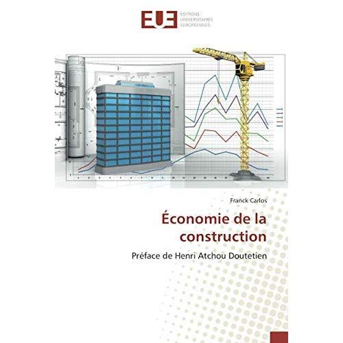 ECONOMIE DE LA CONSTRUCTION