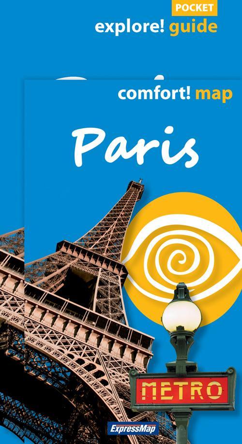 PARIS (EXPLORE! GUIDE POCHE) (CS51802)