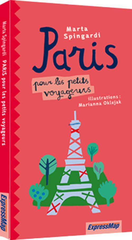 PARIS POUR LES PETITS VOYAGEURS