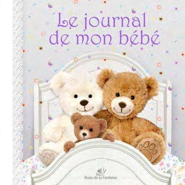 LE JOURNAL DE MON BEBE