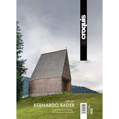 EL CROQUIS - 202 - BERNARDO BADER - 2009/2019