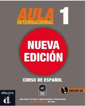AULA INTERNATIONAL 1 LIVRE ELEVE+CD NED