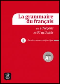 GRAMMAIRE DU FRANCAIS A1 LIVRE