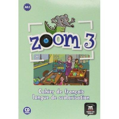 ZOOM 3 CAHIER ACTIVITES FLS + CD A2.1