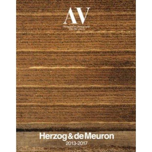 AV MONOGRAFIAS 191-192 - HERZOG & DEMEURON 2013-2017
