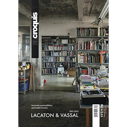 EL CROQUIS 177/178 LACATON & VASSAL 1993-2015