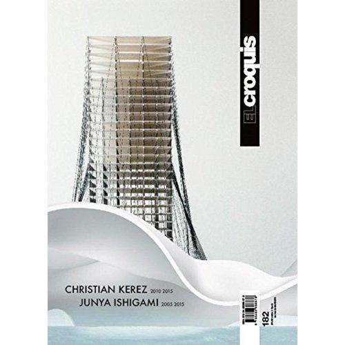 EL CROQUIS 182 - CHRISTIAN KEREZ - JUNYA ISHIGAMI