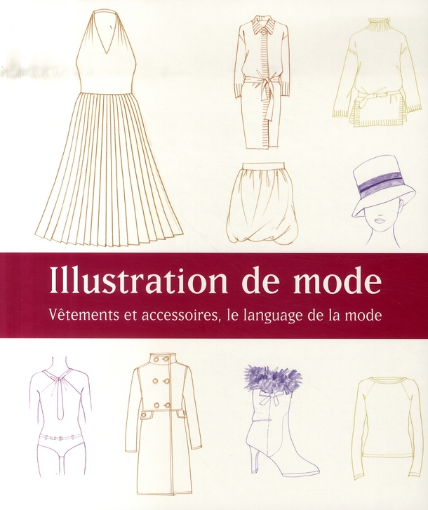 ILLUSTRATION DE MODE