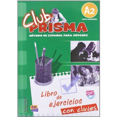 CLUB PRISMA A2  L  EJERCICIOS  CLAVES